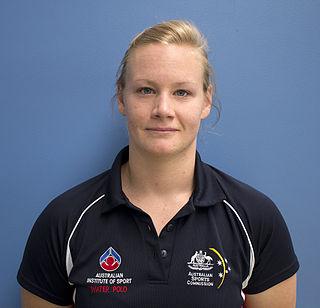 Rowena Webster Australian water polo player