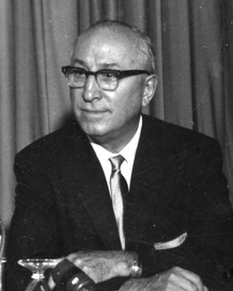 Roy O. Disney - Disney in 1965