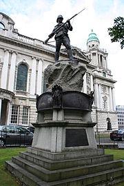 Royal Irish Rifles Belfast
