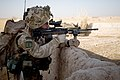 Royal Marine Aims SA80 with Forward Handgrip MOD 45149774.jpg
