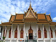 Royal Palace, Cambodia