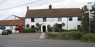 Rudge, Somerset Human settlement in England