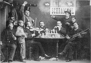 Johann Schrammel - The Schrammel Quartet, offspring of Schrammelmusik