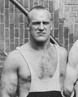Rudolf Svensson Swedish wrestler