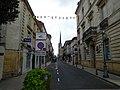 Rue de la République, Sainte-Foy-la-Grande (soir).jpg
