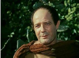 Ruggero Mastroianni - Mastroianni in Scipione detto anche l'Africano (1971)