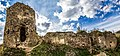 Ruinele cetății Bologa, vedere Sud-Estică.jpg