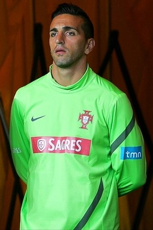 Miguel Lopes - Lopes with Portugal in 2012