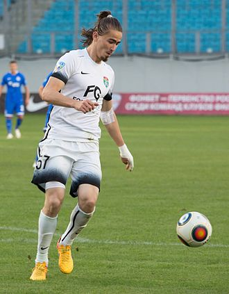 Ruslan Abazov - With Tosno in 2016