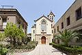 Rutes Històriques a Horta-Guinardó-monestir mares minimes 02.jpg