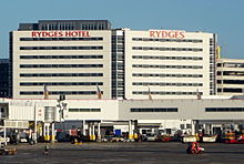 Hotel Ibis Terminal  Roiby