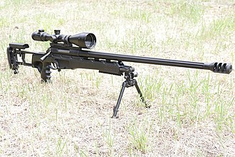 Satevari MSWP - satevari-2 sniper rifle