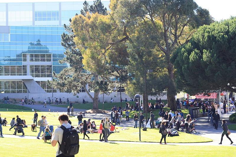 SFSU Campus JPL Library Nov2012.JPG