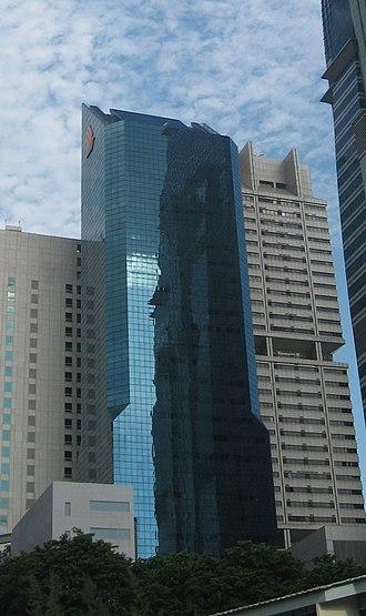 Robinson 77 - Image: SIA Building (crop)
