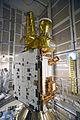 SMAP in Delta II service structure at VAFB SLC-2 (KSC-2015-1162).jpg
