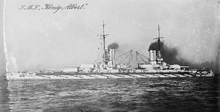 SMS <i>König Albert</i> Kaiser class battleship