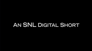 SNL Digital Short - The opening title that appears before most shorts.