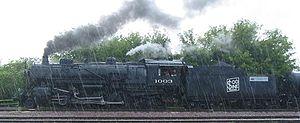 Soo Line locomotives - Soo 1003