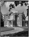 SOUTH (FRONT) FACADE - Montauk, U.S. Route 18, Clermont, Fayette County, IA HABS IOWA,33-CLER.V,1-1.tif