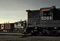 SP 5264 and 5242 R'ville Jan '68..... - Flickr - drewj1946.jpg