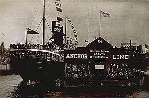 SS California (1907) - Image: SS California (1907)
