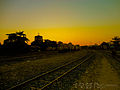 SUNSET @Royal Railway Station.jpg