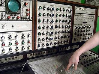 Electronic Music Studios - EMS Synthi 100