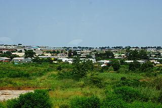 Manzini Region Place in Eswatini