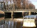 Saïdja en Adindabrug; bridge in Amsterdam 20110327 2.JPG