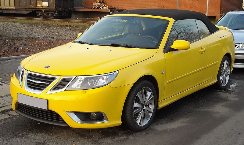 saab 9 3 aero convertible 2008 pin x cars. Black Bedroom Furniture Sets. Home Design Ideas