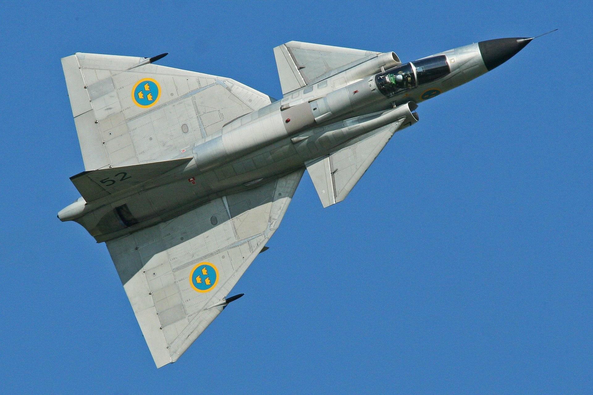 Saab AJ 37 Viggen