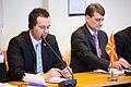 Saeimas deputāti tiekas ar Bijušās Dienvidslāvijas Republikas Maķedonijas Ministru prezidenta vietnieku Eiropas Savienības jautājumos Vasko Naumovski (5511860008).jpg
