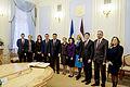 Saeimas priekšsēdētājas oficiālā vizīte Ukrainā (16331996577).jpg