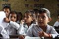 Sahara Bal Primary School, Grade 1, Pokhara, Nepal. (10718282484).jpg