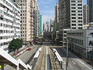 Sai Wan Ho - Shau Kei Wan Road, Sai Wan Ho