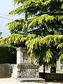 Saint-Estèphe (Dordogne) crucifix.JPG