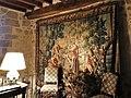 Saint-Pardoux-les-Cards château Villemonteix tapisserie Bacchus.jpg