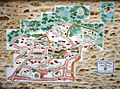 Saint-Prix - Plan du village en ceramique.jpg
