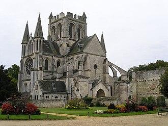 Braine, Aisne - Saint-Yved de Braine