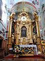 Saint Anne church in Lubartów - Interior - 06.jpg