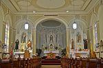 Saint Mary Catholic Church (Philothea, Ohio) - interior, nave.jpg