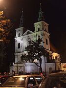 Saint florian church cracow.JPG
