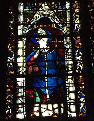 Remigius of Rouen - St. Remigius of Rouen.