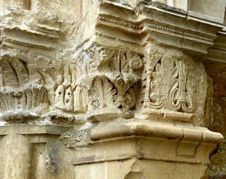 File:Saintes Saint Pallais - Portal 2.jpg