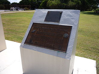 73d Air Division - Memorial to the 73rd Bomb Wing near Saipan International Airport.