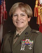 Salinas Angela USMC Colonel