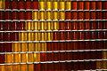 Salon de l'agriculture 2011 - Pots de différentes variétés de miel du Morvan - 05.jpg