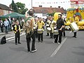 Samba drummers in the High Street - geograph.org.uk - 1319608.jpg