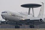 Samolot E–3A Systemu AWACS w 1 Bazie Lotniczej (15).jpg
