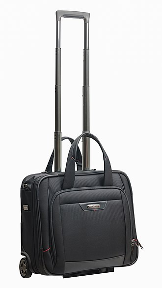 Suitcase - A modern trolley case or roll along
